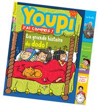 Couverture du magazine Youpi du mois de novembre 2016