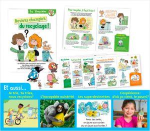 Un grand dossier pour tout savoir sur le recyclage !