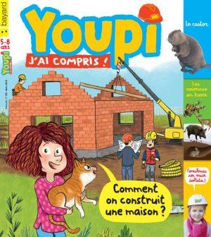 Couverture du magazine Youpi, j'ai compris ! n°306, mars 2014