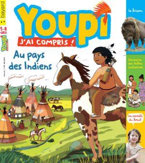 Couverture du magazine Youpi, j'ai compris ! n°308, mai 2014