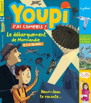 Couverture du magazine Youpi, j'ai compris ! n°309, juin 2014