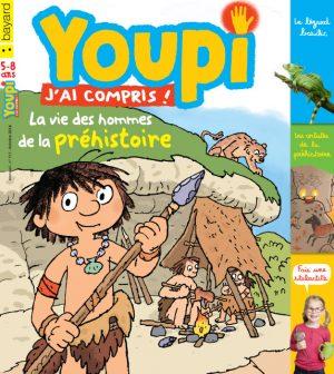 Couverture du magazine Youpi, j'ai compris ! n°313, octobre 2014