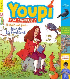 Couverture du magazine Youpi, j'ai compris ! n°316, janvier 2015