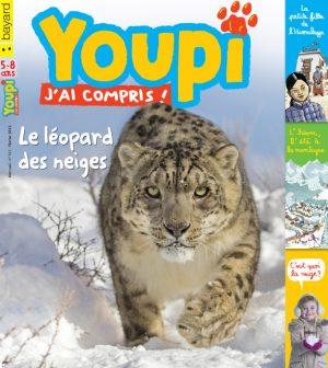 Couverture du magazine Youpi, j'ai compris ! n°317, février 2015