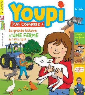 Couverture du magazine Youpi, j'ai compris ! n°318, mars 2015