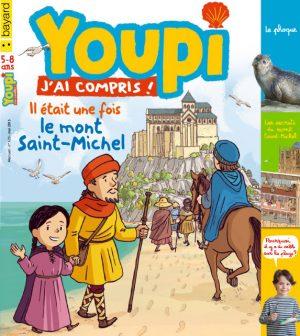 Couverture du magazine Youpi, j'ai compris ! n°320, mai 2015