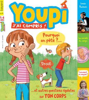 Couverture du magazine Youpi, j'ai compris ! n°321, juin 2015