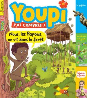 Couverture du magazine Youpi, j'ai compris ! n°323, août 2015