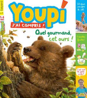 Couverture du magazine Youpi, j'ai compris ! n°325, octobre 2015