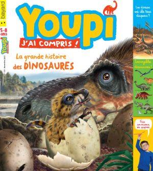 Couverture du magazine Youpi, j'ai compris ! n°326, novembre 2015