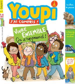 Couverture du magazine Youpi, j'ai compris ! n°328, janvier 2016