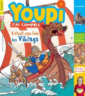 Couverture du magazine Youpi, j'ai compris ! n°329, février 2016