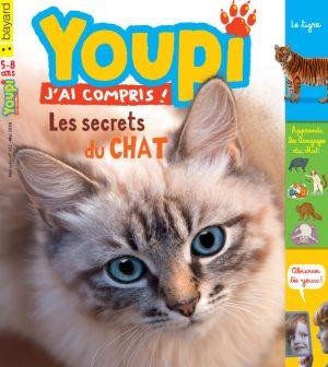 Couverture du magazine Youpi, j'ai compris ! n°332, mai 2016
