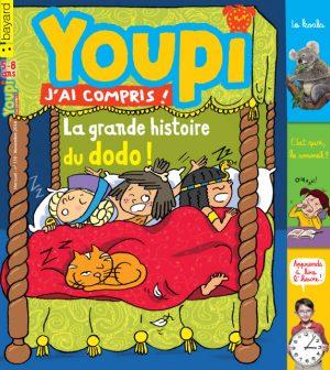 Couverture du magazine Youpi, j'ai compris ! n°338, novembre 2016