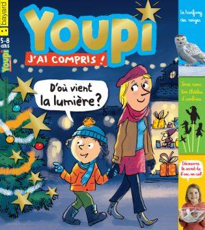 Couverture du magazine Youpi, j'ai compris ! n°339, décembre 2016