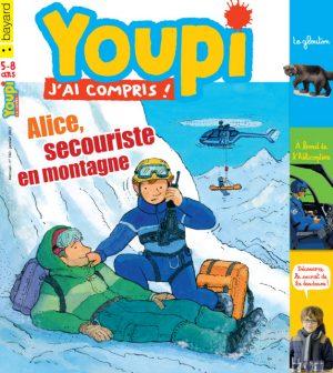 Couverture du magazine Youpi, j'ai compris ! n°340, janvier 2017