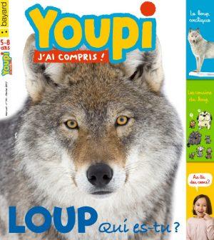 Couverture du magazine Youpi, j'ai compris ! n°341, février 2017