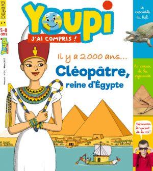 Couverture du magazine Youpi, j'ai compris ! n°342, mars 2017