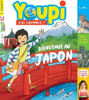 Couverture du magazine Youpi, j'ai compris ! n°345, juin 2017