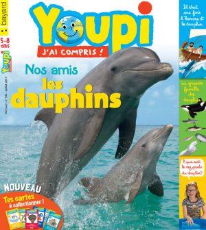 Couverture du magazine Youpi, j'ai compris ! n°346, juillet 2017