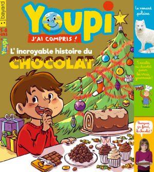 Couverture du magazine Youpi, j'ai compris ! n°351, décembre 2017