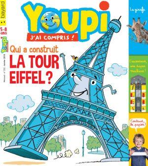 Couverture du magazine Youpi, j'ai compris ! n°352, janvier 2018