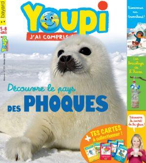 Couverture du magazine Youpi, j'ai compris ! n°353, février 2018