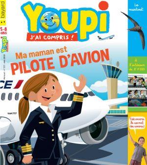 Couverture du magazine Youpi, j'ai compris ! n°357, juin 2018
