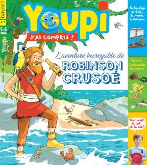 Couverture du magazine Youpi, j'ai compris ! n°358, juillet 2018