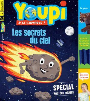 Couverture du magazine Youpi, j'ai compris ! n°359, août 2018