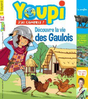 Couverture du magazine Youpi, j'ai compris ! n°360, septembre 2018