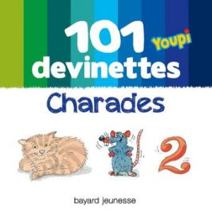 couverture '101 devinettes Youpi - Charades'