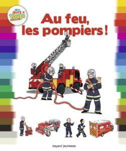 couverture 'Mes docs Youpi - Au feu, les pompiers !'