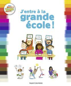 couverture 'Mes docs Youpi - J'entre à la grande école !'