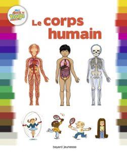 couverture 'Mes docs Youpi - Le corps humain'