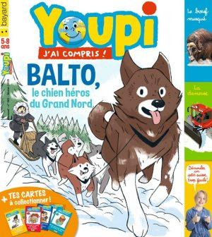 Couverture du magazine Youpi, j'ai compris ! n°365, février 2019