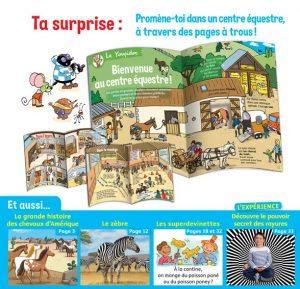 Youpi, mars 2019 - Youpidoc, huit pages pour se promener dans un centre équestre