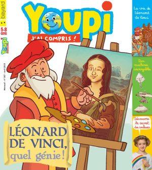 Couverture du magazine Youpi, j'ai compris ! n°367, avril 2019