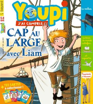 Couverture du magazine Youpi, j'ai compris ! n°369, juin 2019
