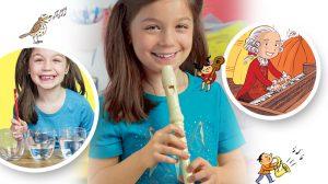 Share to TwitterShare to Pinterest Comment faire découvrir la musique aux enfants ?