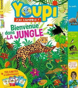 Youpi, j'ai compris ! n°383, août 2020 - Bienvenue dans la jungle